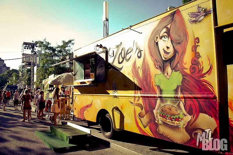 Quebec, CAN: Saint-Catherine Street Is Hosting A 15-Day Food Truck Festival This Summer