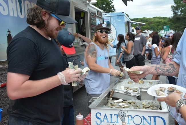 Worcester, MA: Annual Food Truck Festival in Worcester is a big hit