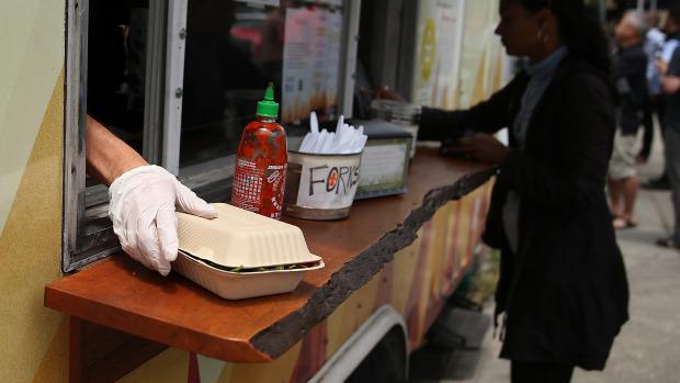 Sacramento, CA:  Food Truck Fantasy Showdown 2015!