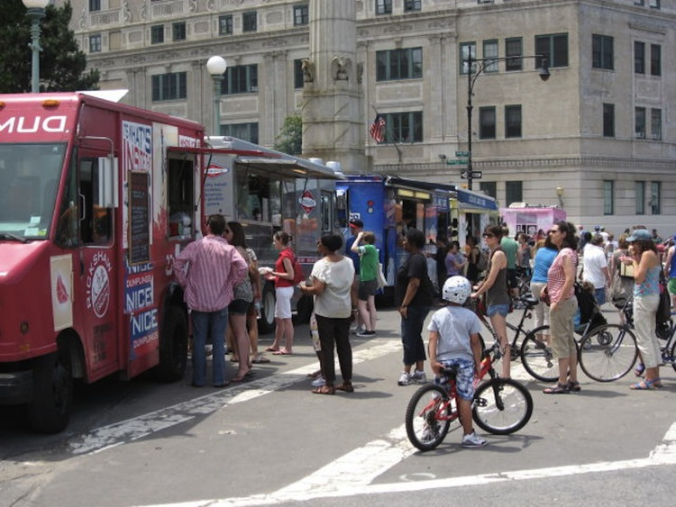 Brooklyn, NY: Prospect Park Food Truck Rally Coming Around Again this Summer