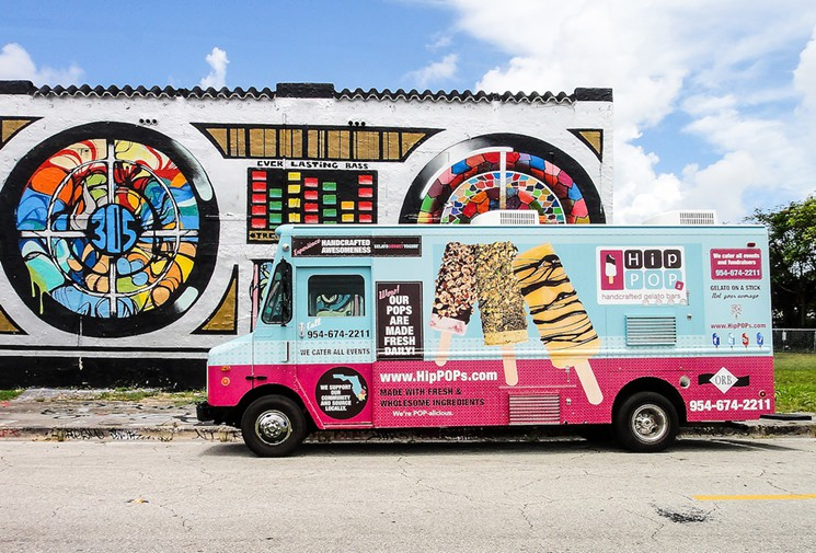 Palm Beach, FL: Hippop Dessert Truck Goes Franchise, Looking for Palm Beach County Franchise