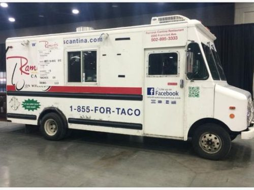 Ramiro's Cantina food truck has served fresh Mexican fare since 2013 in Louisville. The chicken taco is a customer favorite. (Photo: Ramiro Gandara)