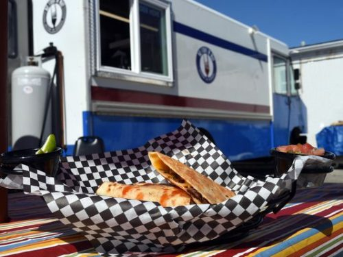 No Fork In Way is a new food truck in southern Indiana operated by chef Rob Comings. (Photo: Rob Comings)