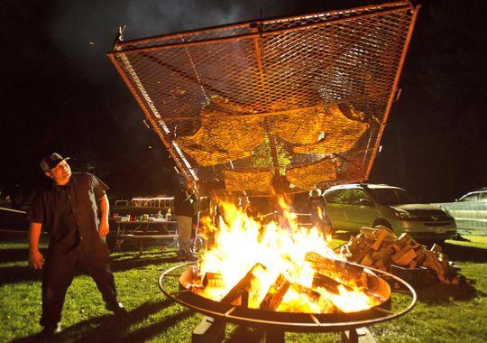 Burlington, VT: Summer food fests for all tastes