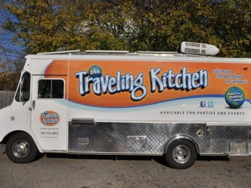 The Traveling Kitchen food truck serves Korean fusion food (Photo: Pagva Victor)