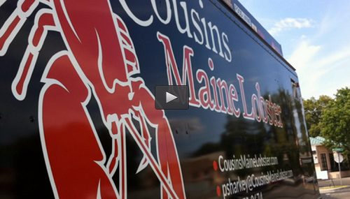 Sacramento, CA: Cousins Maine Lobster truck is dishing up delicacies