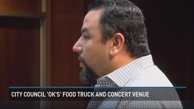 Abilene, TX: Food Truck and Concert Site Causes Controversy at Council