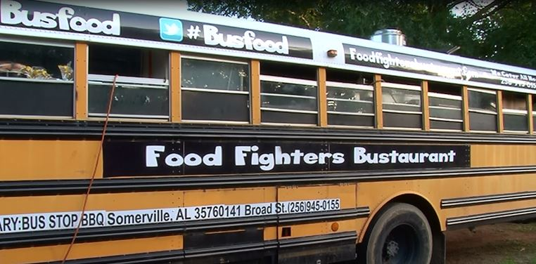 Huntsville, AL: City of Huntsville discusses food trucks in Research Park