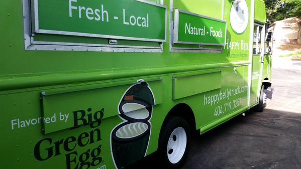 Atlanta, GA: Good Day's Paul Milliken becomes a food truck trainee