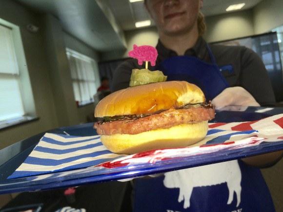 Indianapolis, IN: Indiana State Fair announces winner of Farmer Signature Food