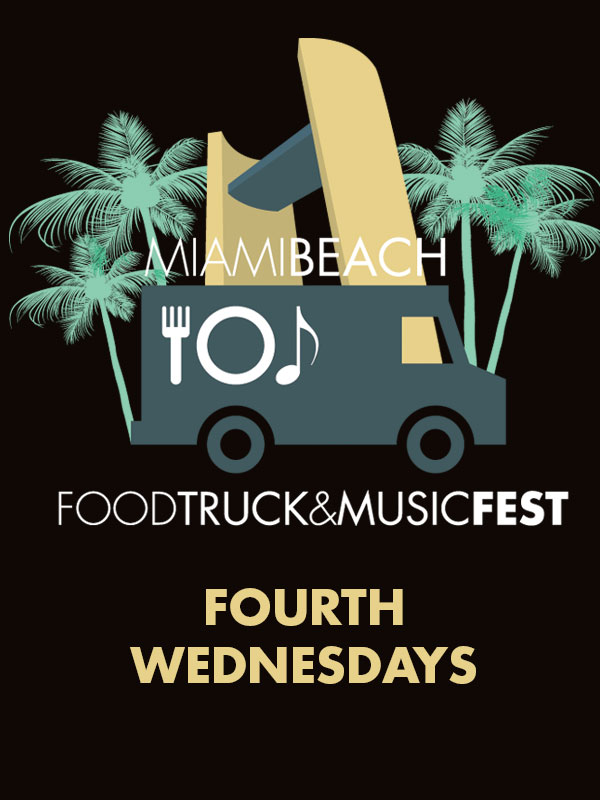 Miami, FL: Food Truck Music Fest – The Hongs
