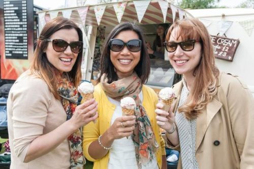 You could win tickets to the Foodies Festival which takes place at Tatton Park from July 17-19