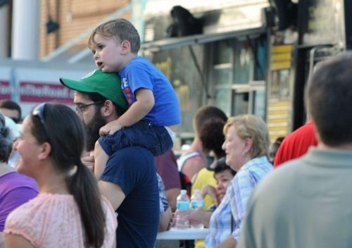 """Food Trucks will visit Cape Canaveral for """"Street Eats on Taylor Avenue"""" from 5 to 9 p.m. July 11. (Photo: Tim Shortt/FLORIDA TODAY)"""