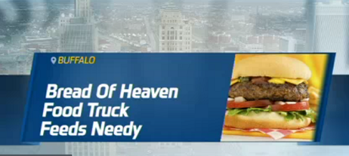 Buffalo, NY: New Food Truck Feeds the Needy