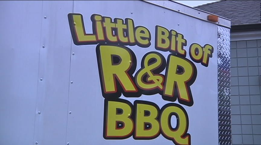 Odenville, AL: Odenville man wins barbecue bragging rights with food truck honor