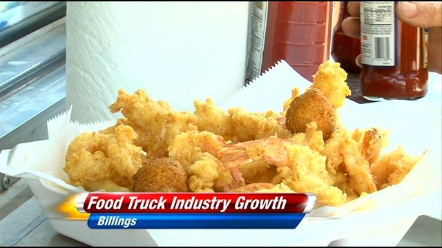 Billings, MT: Texas Man Brings Food Truck to Billings