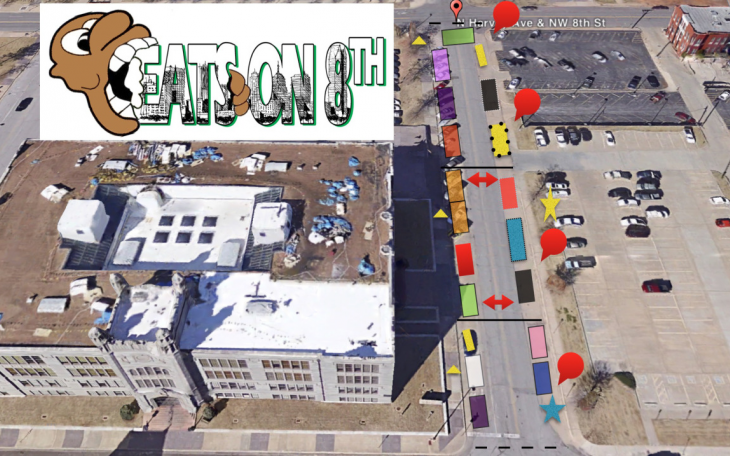 Oklahoma, OK: Food trucks breaking away from H&8th to begin new festival in Oklahoma City