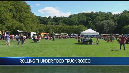 Rochester, NY: Food Truck Rodeo at Ellison Park