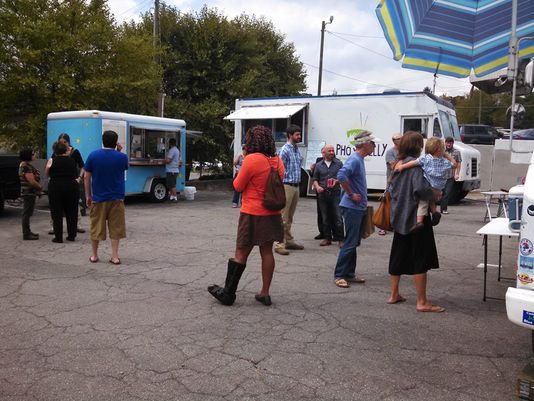 Asheville, NC: 51 Coxe food truck lot opens with beer, other amenities