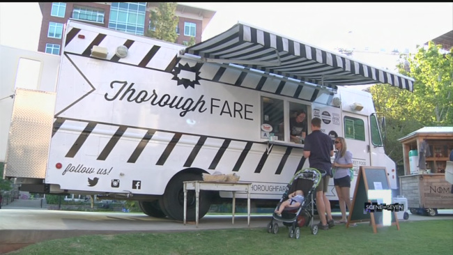 National News: Thoroughfare Food Truck Featured on '101 Best Food Trucks in America' List