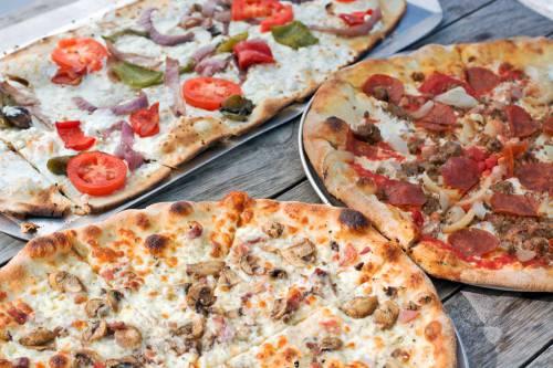 Dallas, TX: Olivella's Rolls Out Pizza Food Truck
