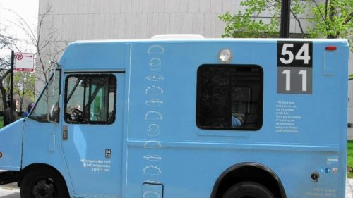 Among the food trucks expected for the Rotary Rally! is 5411 Empanadas.  (CHRISTOPHER BORRELLI / Chicago Tribune)