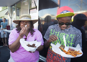 Greensboro, NC: Fourth annual Spring Garden Food Truck Festival will feature 40 trucks