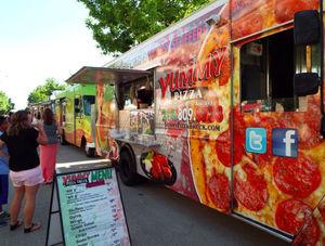 Waxahachie, TX: Food truck frenzy coming to downtown Waxahachie