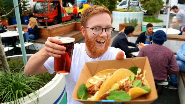 Melbourne, AUS: Northcote Permanent Spot for Food Trucks Attracts Dozens of Applications
