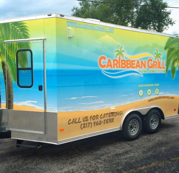 Champaign, IL: Caribbean Grill food truck to debut today at Taste of C-U