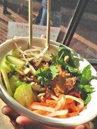 Southeast Asian cuisine from Saigon Alley.