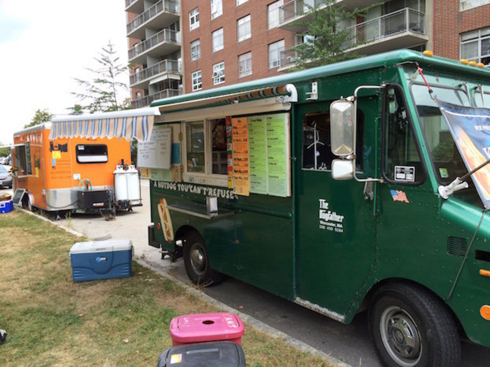 Worcester, MA: Dogfather, Say Cheese, among first to try new food truck program in Worcester