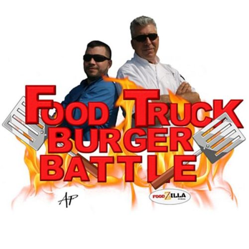 "Chef Ray Alongi, as seen on Fox TV's ""Hell's Kitchen"" will go head to head with Alden Park  Chef Brent Clark in the Food Truck Burger Battle Oct. 3 to raise money for ALS research. Courtesy photo"