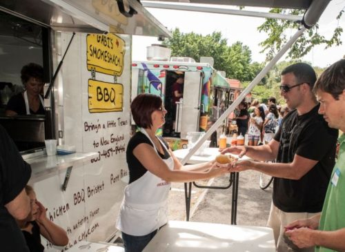 Visitors can enjoy 'Street Eats' as they relax at Stoneham Common and walk Stoneham center. The festival is expected to bring 40 vendors and thousands of people.