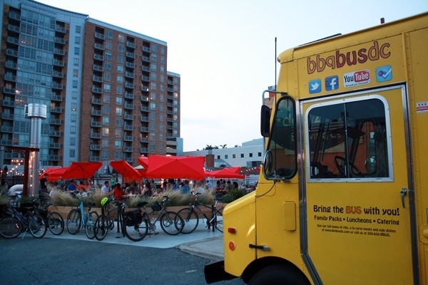 Montgomery, MD: Montgomery County Will Explore Food Truck Zones