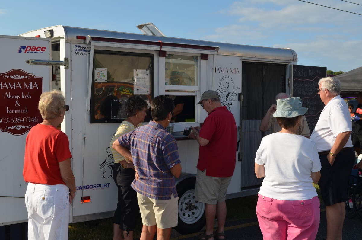 Rehoboth, DE: New vendors to join Food Truck Friday Sept. 25 in Rehoboth