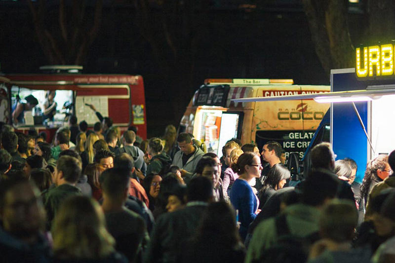 Sydney, AUS: Sydney Wishlist – The Sydney Food Truck Scene