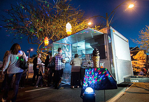 Gilbert, AZ: Gilbert's 2nd weekly food truck roundup to launch Thursday at Town Square