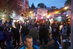 Newark, NJ: Seton Hall Food Truck And Craft Beer Festival Next Week!