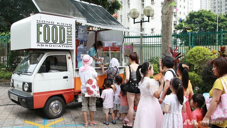 Hong Kong: Food trucks set to revive Hong Kong's street food scene
