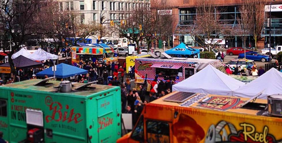 Vancouver, CAN: Street Food City's convoy of food trucks to return January 2016