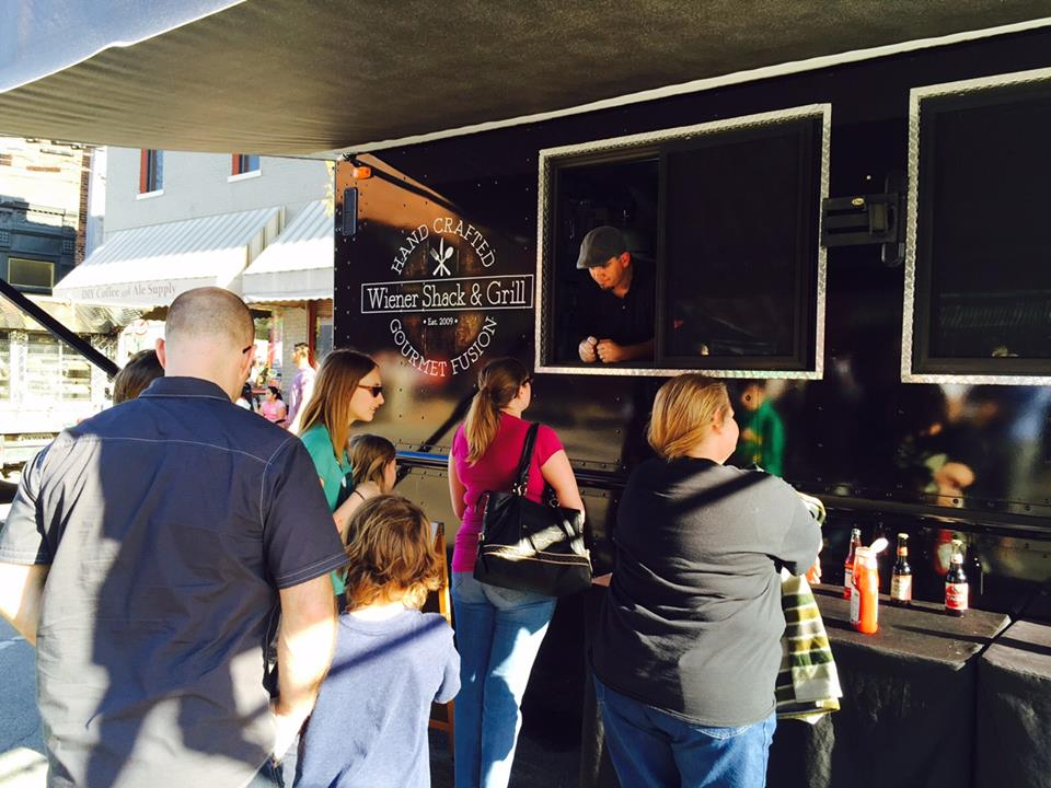 South Bend, In: South Bend residents readying for food trucks