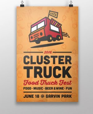Source: Cluster Truck Facebook page