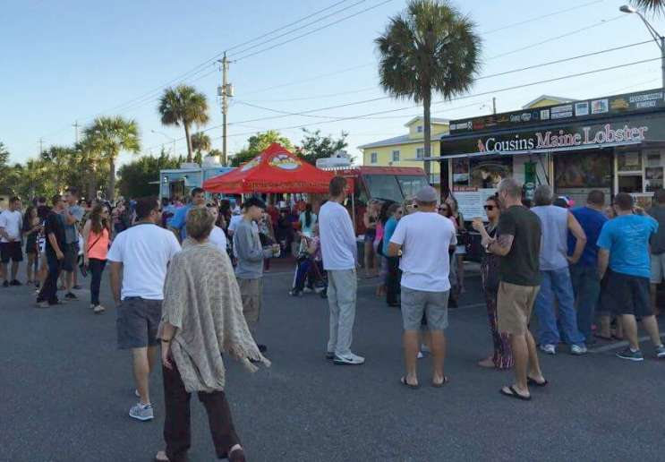Titusville, FL: Food Trucks to Hold Culinary Cook-Off in Titusville