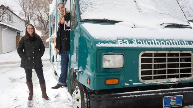 Edmonton, CAN: Alberta's food trucks are helping restaurateurs' dreams come true