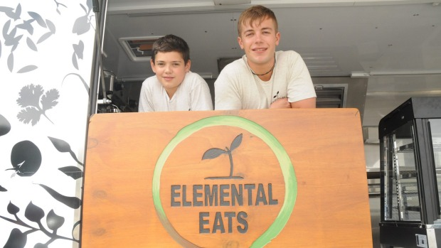 Wellington, NZ: Good food out of a truck for Porirua duo