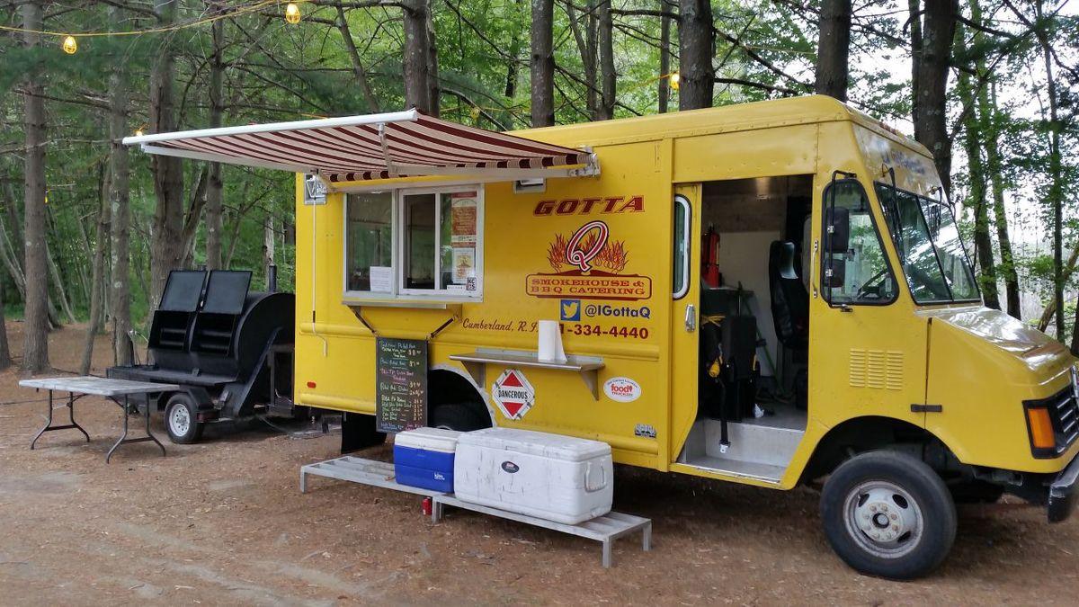 Cumberland, RI: BBQ food truck set to make pit stop