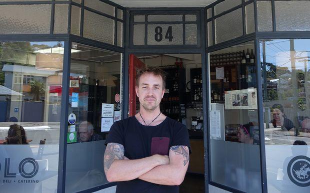 Wellington, NZ: Food fight over Wellington trucks