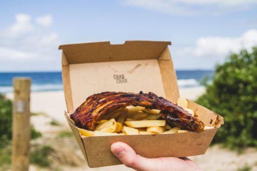 Char Char Food Truck is roaming around Sydney and Wollongong.