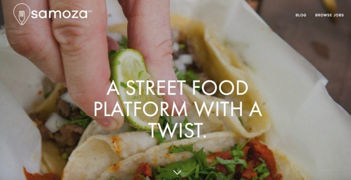 National News: A founder bromance fuels this crowdsourced street food app